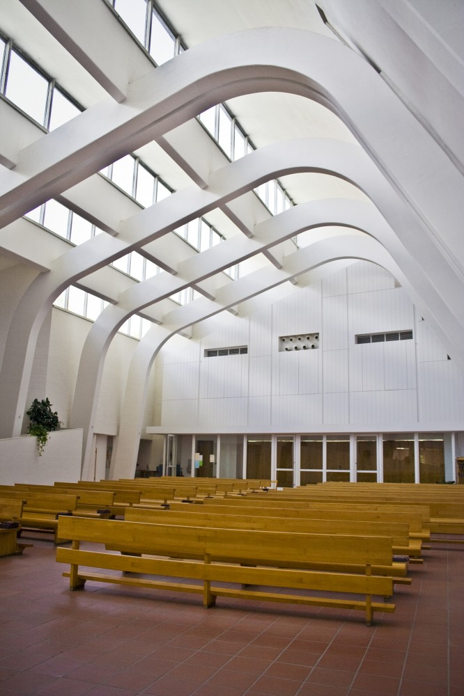 AD Classics: Riola Parish Church / Alvar Aalto
