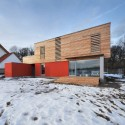 House on the outskirts of Prague / Martin Cenek Architecture (1) Courtesy of Martin Cenek Architecture