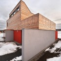 House on the outskirts of Prague / Martin Cenek Architecture (2) Courtesy of Martin Cenek Architecture