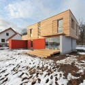 House on the outskirts of Prague / Martin Cenek Architecture (3) Courtesy of Martin Cenek Architecture