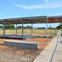 2011 McReynolds Middle School Solar Shade Tree © Erin Ferguson