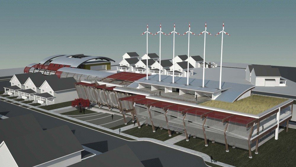 Ball State University, College of Architecture and Planning 2011 Gresham Smith Design Competition Winners
