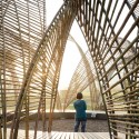 Forest Pavilion / nARCHITECTS   (9) © Iwan Baan