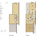 Bluff House / Bruns Architecture (12) Floor Plans