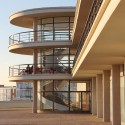 AD Classics: De La Warr Pavilion / Erich Mendelsohn and Serge Chermayeff photo by vince2012 - http://www.flickr.com/photos/vince2012/