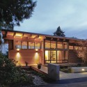 Hotchkiss Residence / Scott | Edwards Architects (9) © Peter Eckert