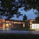 Hotchkiss Residence / Scott | Edwards Architects (7) © Peter Eckert