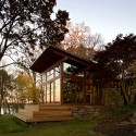 Studio Addition / Bohl Architects 1 © Ron Solomon