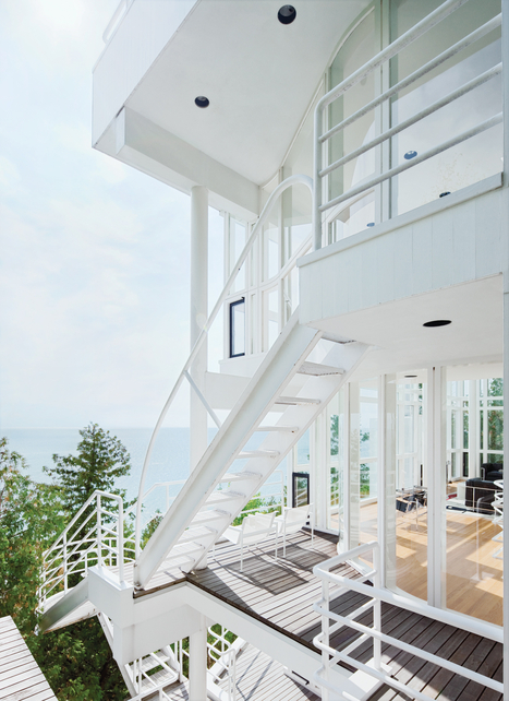 Restoring a Classic: Richard Meier&#8217;s Douglas House
