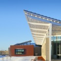 Windsor Police Department / Roth Sheppard Architects (2) © Roth Sheppard Architects