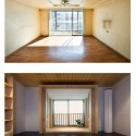 Jung-hyuns Apartment / Moohoi Architecture before and after  Park Young-chae