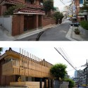 Julia's House / Moohoi Architecture (15) before/after  © Park Young-chae