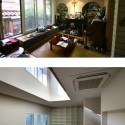Julia's House / Moohoi Architecture (11) before/after © Park Young-chae