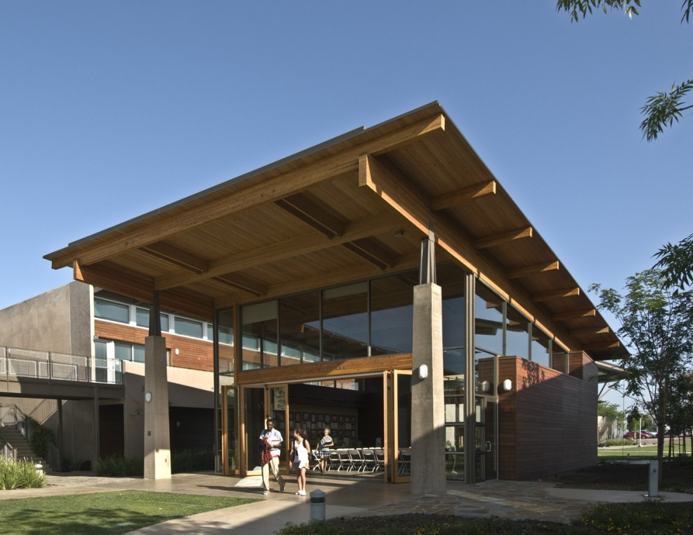 Francis Parker School / Lake|Flato Architects