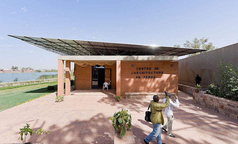 Centre for Earth Architecture / Kere Architecture