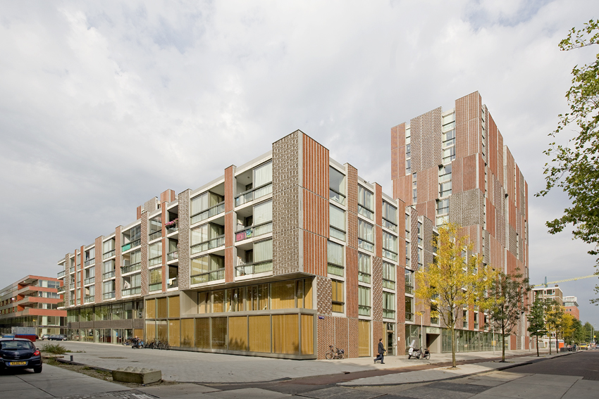 Block A Noordstrook / Dick van Gameren architecten