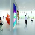 New Taipei City Museum of Art Proposal (3) medium ppecial exhibition gallery space