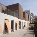Gavroche Centre for Children / SOA Architectes  (13)  Clment Guillaume