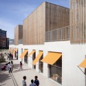 Gavroche Centre for Children / SOA Architectes  (5)  Clment Guillaume