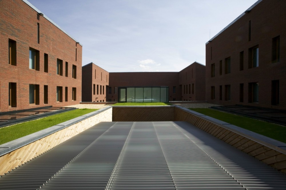 Judicial Centre in Debrecen / Koller Studio