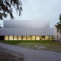 Research & Sports Hall of Humboldt University / Scheidt Kasprusch Architekten (15) © Rainer Gollmer