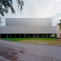 Research & Sports Hall of Humboldt University / Scheidt Kasprusch Architekten (14) © Rainer Gollmer