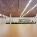 Research & Sports Hall of Humboldt University / Scheidt Kasprusch Architekten (3) © Rainer Gollmer