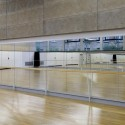 Research & Sports Hall of Humboldt University / Scheidt Kasprusch Architekten (2) © Rainer Gollmer