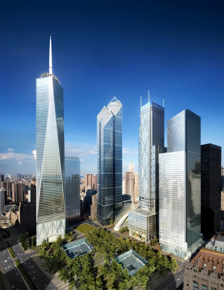 9/11 Memorial and Museum / Handel Architects with Peter Walker, Davis Brody Bond