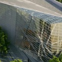9/11 Museum / Snohetta and Davis Brody Bond VIsualization by Squared Design Lab - http://www.911memorial.org/