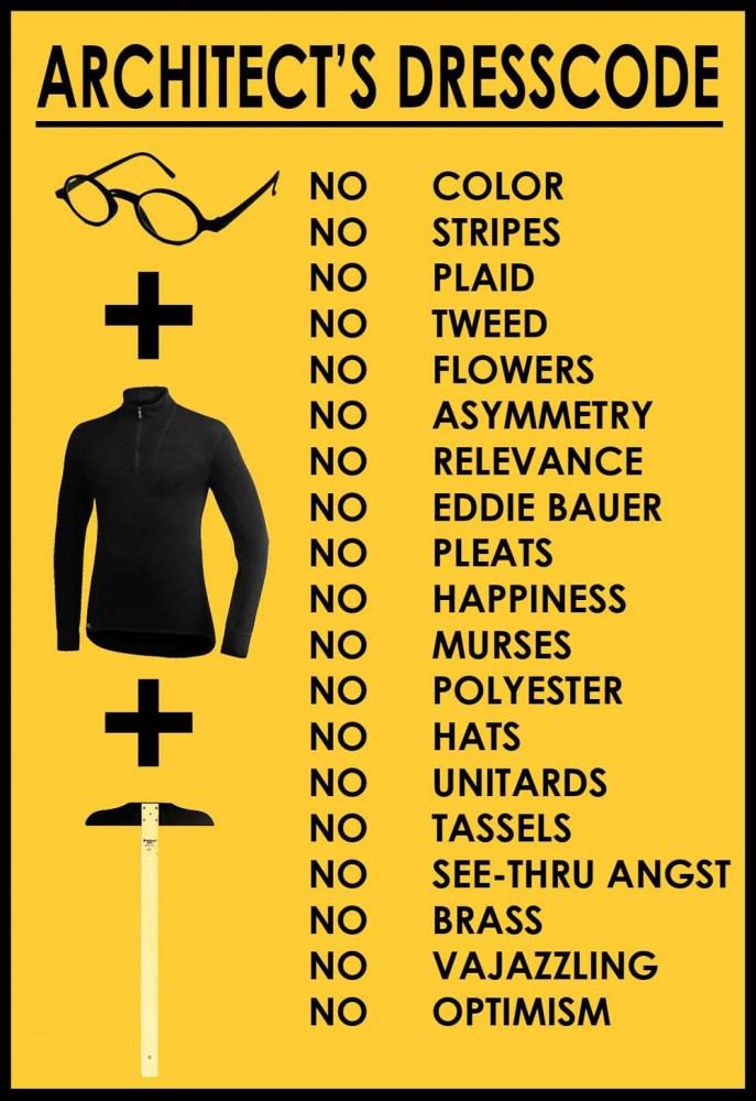 An Architect's Dress Code