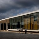 Bus Station of Rio Maior / Domitianus Arquitectura  FG+SG  Fernando Guerra, Sergio Guerra