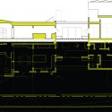 25th Street Residence / Shimizu + Coggeshall Architects (23) Section / Plan