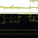 25th Street Residence / Shimizu + Coggeshall Architects (22) Section / Plan