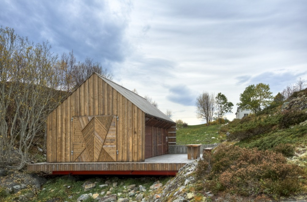 Boathouse / TYIN tegnestue