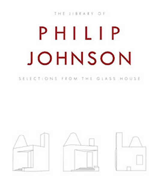 From the Library of Philip Johnson