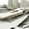 Passenger Terminal Building Proposal (5) Courtesy of IN&EDIT Architecture