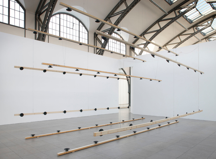 Bernhard Leitner: Sound Spaces