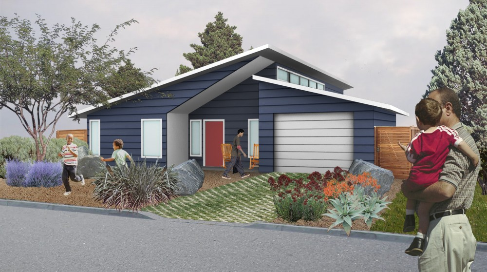 Habitat For Humanity Adopts Student House Design