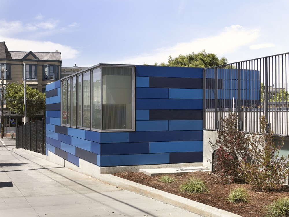Hayes Valley Community Clubhouse / WRNS Studio
