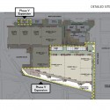 Indiana Convention Center Expansion / RATIO Architects (11) Site Plan