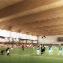 Saint-Michel Soccer Stadium Proposal (2) Courtesy of Paul Laurendeau