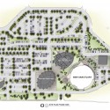 Mile Hi Church Sanctuary / Fentress Architects (2) Campus Plan
