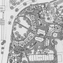 Plan Plan of Ezra Stiles College, 1961.