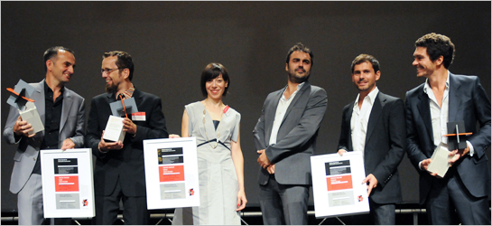 European Winners of Holcim Awards Competition Announced in Milan