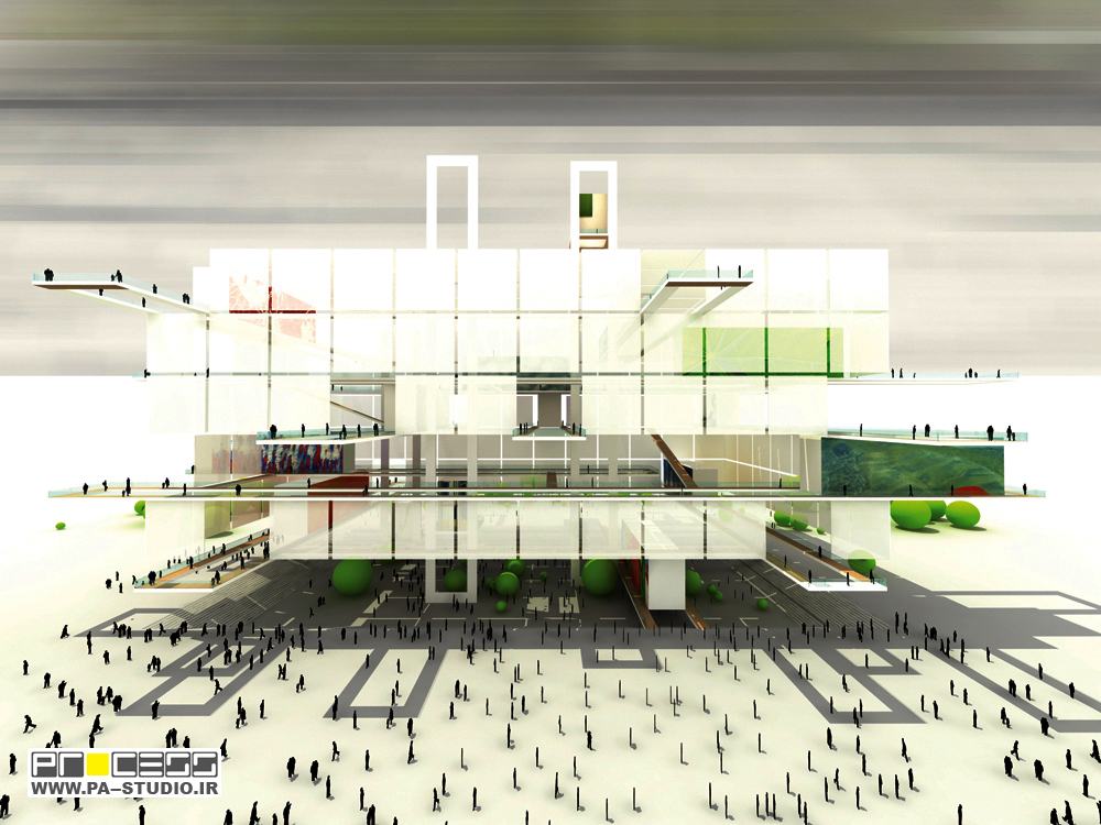 New Taipei City Museum of Art Proposal / PA Studio