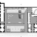 Manzana de las Luces and the Environment Proposal (16) ground floor plan