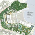 Suzhou Industrial Park Central Business District / SWA Group (6) Courtesy of  SWA Group