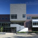 Cleveland State University Student Center / Gwathmey Siegel & Associates Architects with Braun & Steidl Architects  (4) © Brad Feinknopf