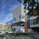 Cleveland State University Student Center / Gwathmey Siegel & Associates Architects with Braun & Steidl Architects  (2) © Brad Feinknopf